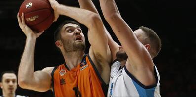 Valencia Basket - Türk Telekom: 101-83
