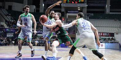 TOFAŞ - Lokomotiv Kuban: 99-105