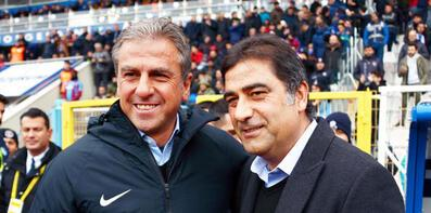 """Hamza Hamzaoğlu: """"Eğer bu ligde kalmak istiyorsak..."""