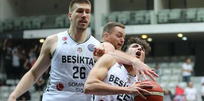 Beşiktaş Sompo Japanın rakibi Petrol Olimpija