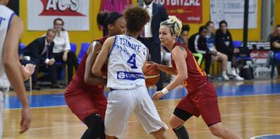 Niki Lefkada -  Galatasaray: 64-69