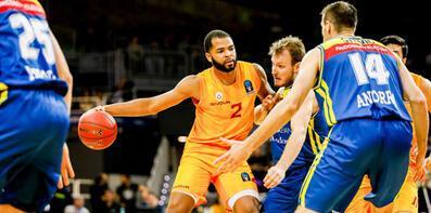 MoraBanc Andorra - Galatasaray: 95-87