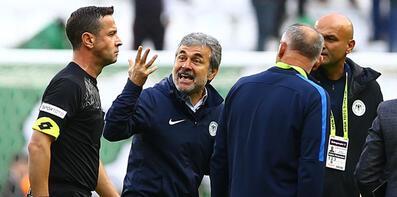 "Kocaman'dan tepki! ""Trabzonspor'a, Galatasaray'a, Fenerbahçe'ye..."""