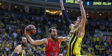 Dörtlü Final'in en tecrübelisi CSKA Moskova