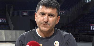 Ertuğrul Erdoğan: Hedefimiz Euroleaguee geri dönmek