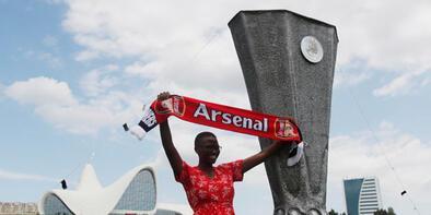 Arsenal ilk Avrupa Ligi kupasını istiyor