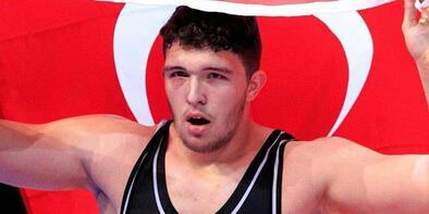 Hamza Bakır Avrupa şampiyonu