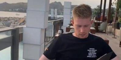 Bodrumspordan Kevin de Bruyne açıklaması