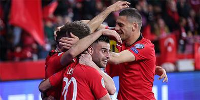 Türkiye, FIFA sıralamasında 2 basamak yükseldi