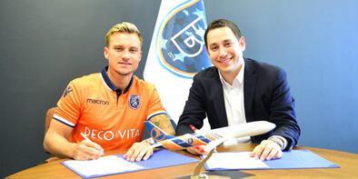 Başakşehir, Gulbrandsen transferini resmen açıkladı!