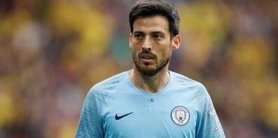 David Silva gelecek yıl Manchester City'den ayrılacak
