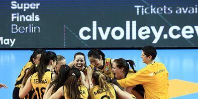 CEV Şampiyonlar Liginde 5 Türk takımı olacak