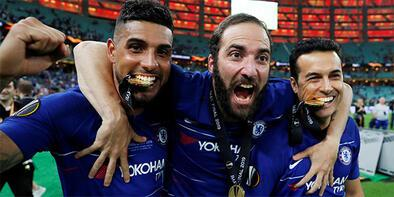 Chelseaden 5 futbolcuya veda