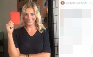 Brezilyalı hakem Fernanda Colombo'ya ahlaksız teklif!