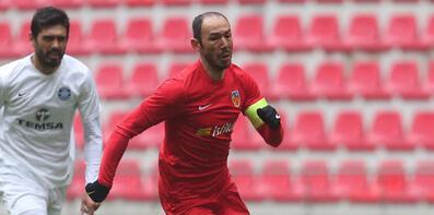 Kayserispor'da Umut Bulut kararı!