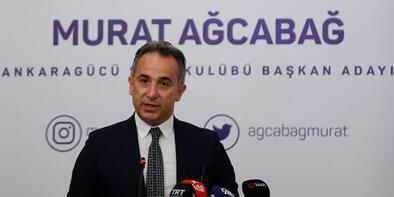 Ankaragücü'nde Murat Ağcabağ başkanlığa aday