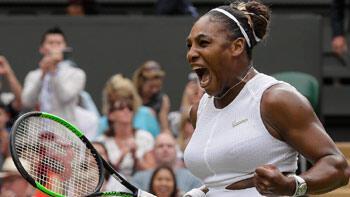 Serena Williams'ın yarı finalde rakibi Strycova!
