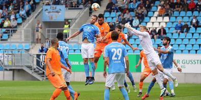 Chemnitzer FC-Aytemiz Alanyaspor: 4-1