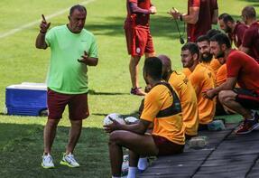 Galatasarayda Jean Michael Seri heyecanı