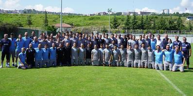 Trabzonspor'un hazırlık maçlarının programı açıklandı