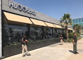 Son dakika... Erbil'de silahlı saldırı! Restoranda Türk diplomatlar vardı