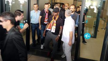 Michael Seri İstanbul'a geldi