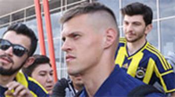 Skrtelde sürpriz detay Fenerbahçe...