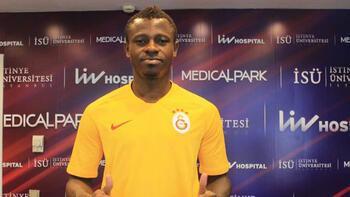 Jean Michael Seri, Galatasaray'da