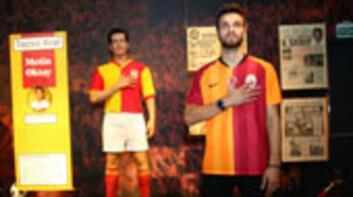 Galatasarayda bir efsane olmak istiyorum
