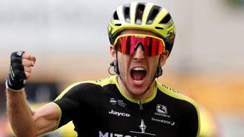 Fransa Turu'nda 12. etabı Yates kazandı!