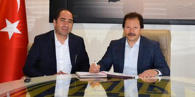 Ankaragücü'ne yeni sponsor! 1 yıllık imza...