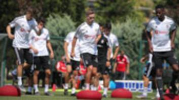 Beşiktaşa antrenmanda doping baskını