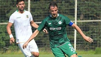Konyaspor ilk hazırlık maçında mağlup!