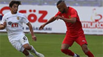 Göztepe ile Eskişehirspor yenişemedi