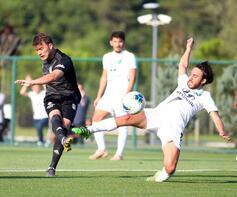 Beşiktaş-Kocaelispor maçından görüntüler