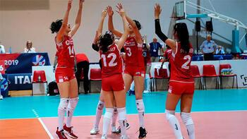Gurur duyduk! Türkiye, Avrupa şampiyonu...