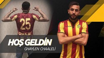 Ghaylen Chaalali resmen Yeni Malatyaspor'da!