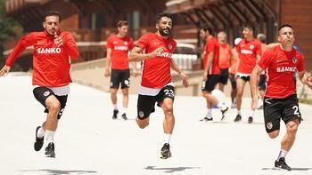Gazişehir Gaziantep'in hazırlık maçındaki rakipleri belli oldu