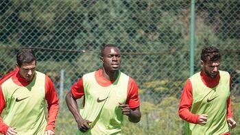 Zargo Toure, Gençlerbirliği'nin kampına katıldı