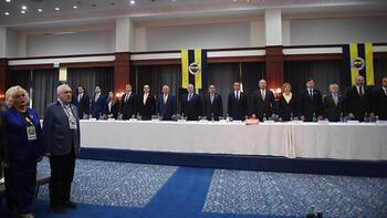 Fenerbahçe'de Divan Kurulu 27 Temmuz'da