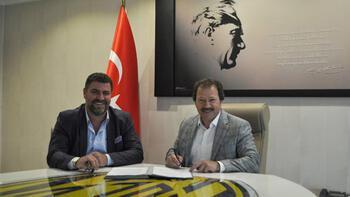 Ankaragücü'ne bir sponsor daha...
