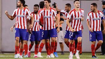 Atletico Madrid'den Real Madrid'e 7 gol!