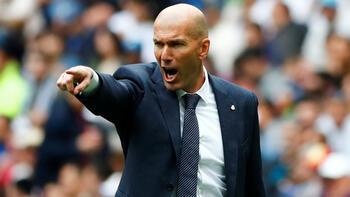Real Madrid'de Zidane krizi!