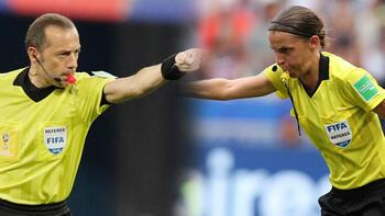 UEFA Süper Kupa maçı hakemi Stephanie Frappart oldu