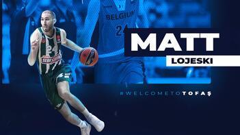 Matt Lojeski, TOFAŞta