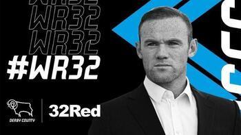 Wayne Rooney resmen Derby County'de!