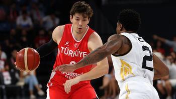 Türkiye - Ürdün: 106-72