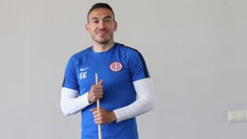 Konyaspordan Mevlüt Erdinç harekatı