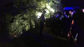 Otomobil baraja uçtu! 4 kişinin cansız bedenine ulaşıldı