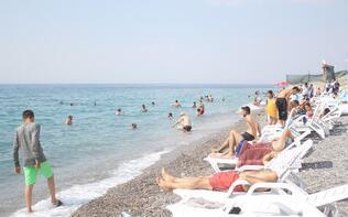 Burası ne Bodrum ne de Antalya! Türkiye'de tek...